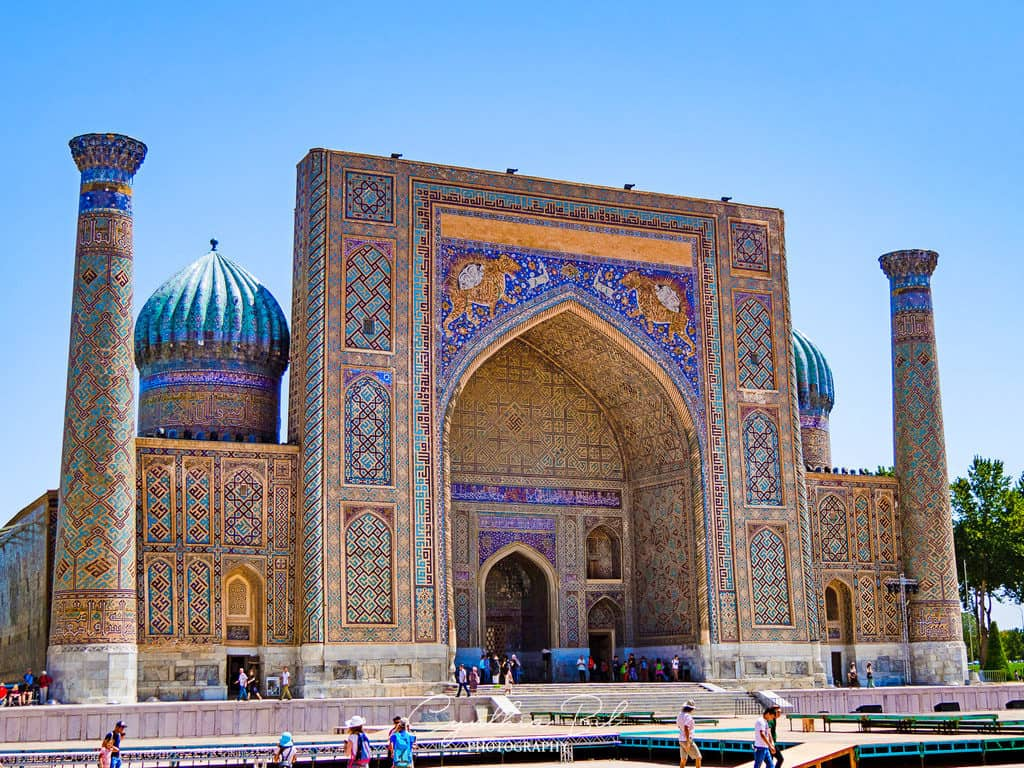 Samarkand City Guide - points of interest Samarkand - Journal of Nomads