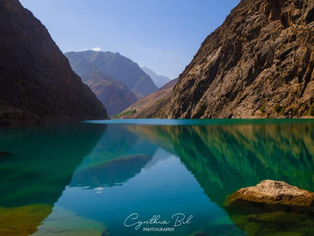 Haft Kul Seven Lakes Fann Mountains Tajikistan