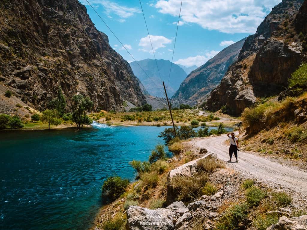 Trekking Fann Mountains Tajikistan - Haft Kul or Seven Lakes - Journal of Nomads