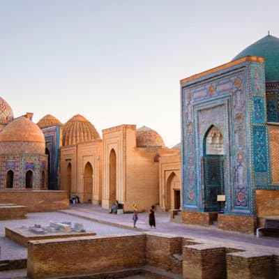 Samarkand Travel Guide - Things to do in Samarkand in one day - Journal of Nomads