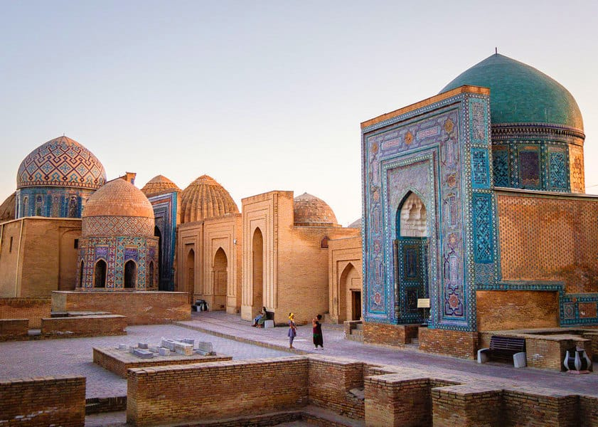 Samarkand City Guide – Things to do in Samarkand in One Day