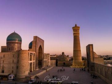 Poi Kalon Bukhara - main attraction Uzbekistan - Places to visit Bukhara - Journal of Nomads