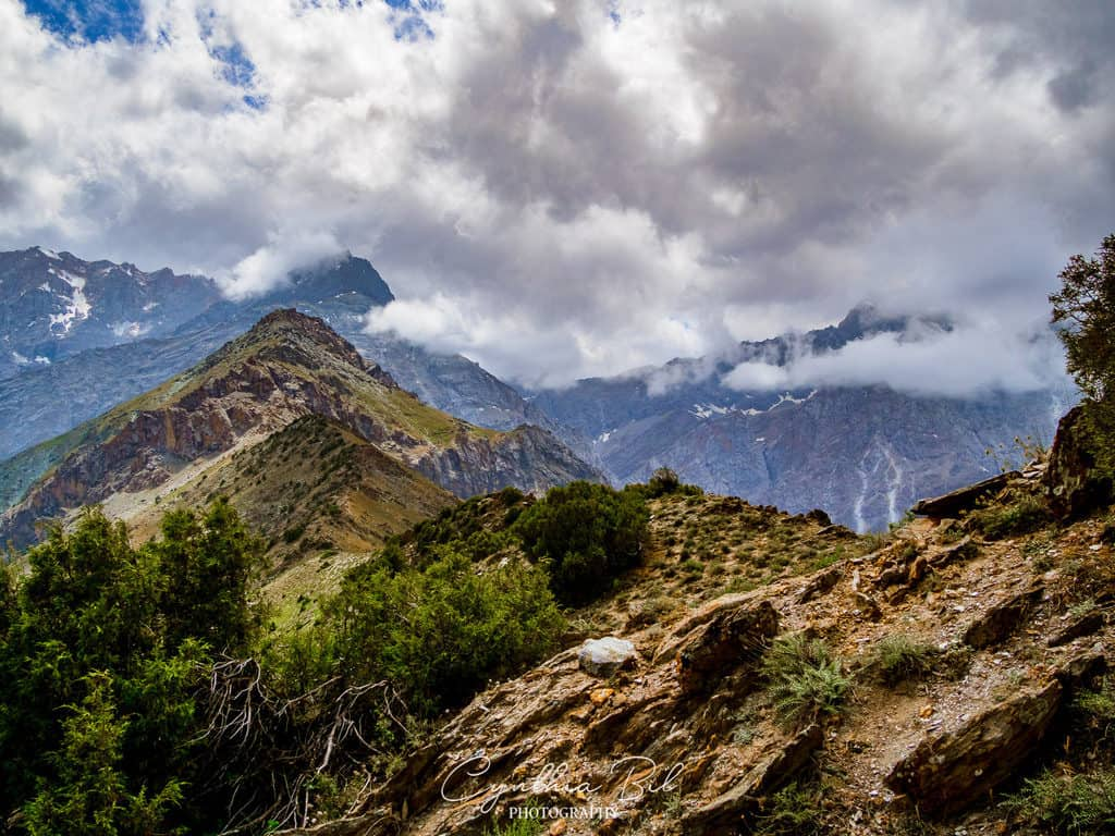 Stunning photos of the Fann Mountains in Tajikistan