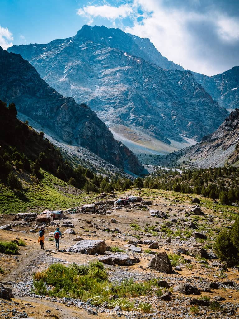 Best time to visit the Fann Mountains in Tajikistan