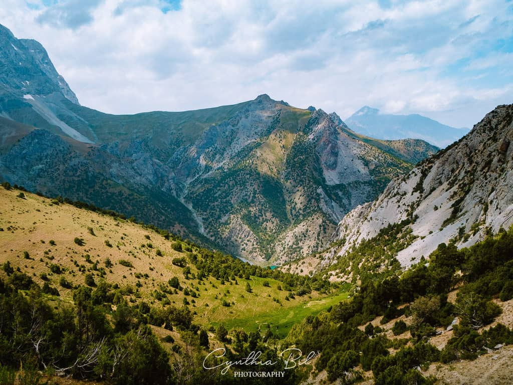 Tajikistan Travel - Fann Mountains Tajikistan - Journal of Nomads