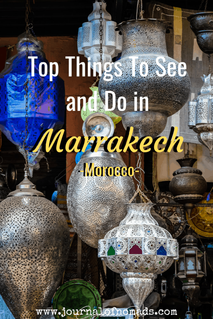 What to do in Marrakech - A Complete Guide to Morocco's Red City