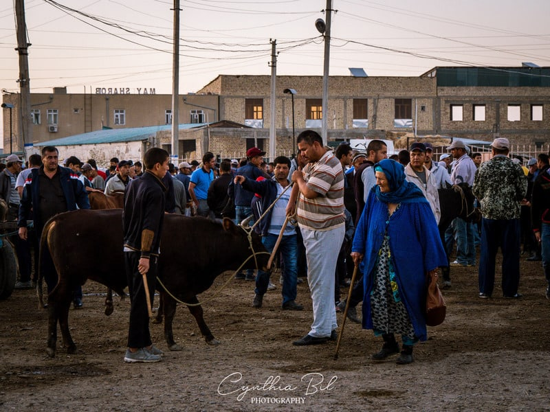 people of Bukhara