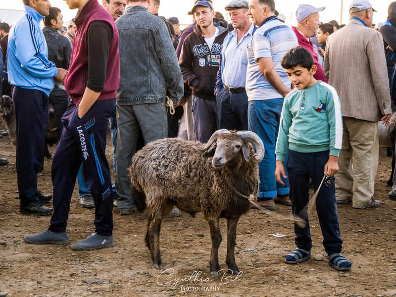 Locals of Bukhara