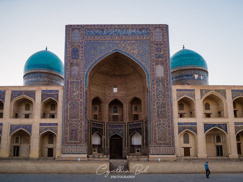 top places to see in Bukhara