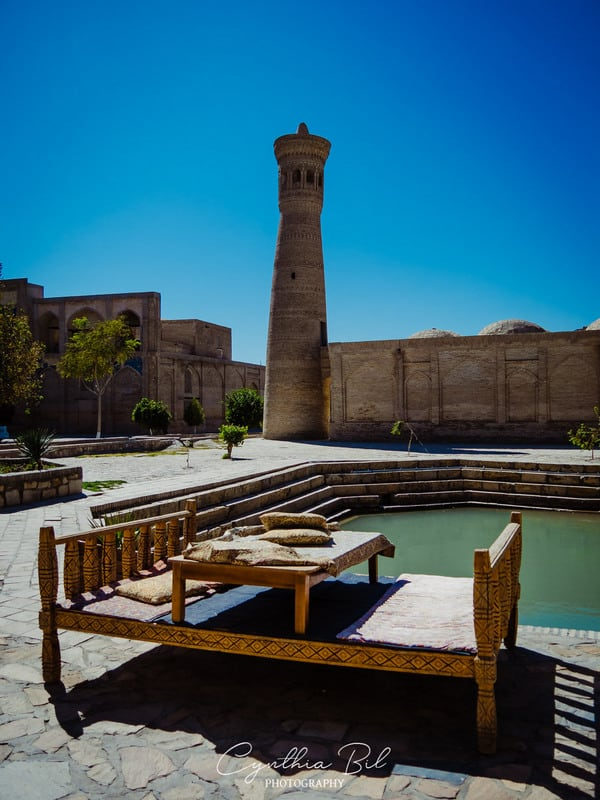 activities to do in Bukhara
