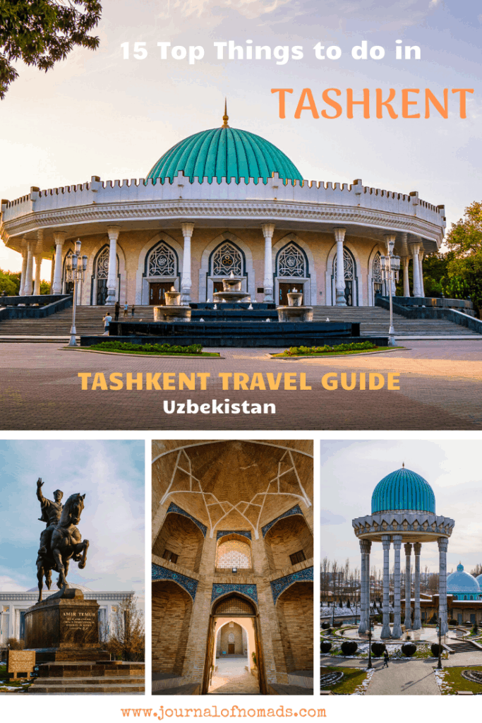 Tashkent Travel Guide - 15 Top Things to do in Tashkent Uzbekistan