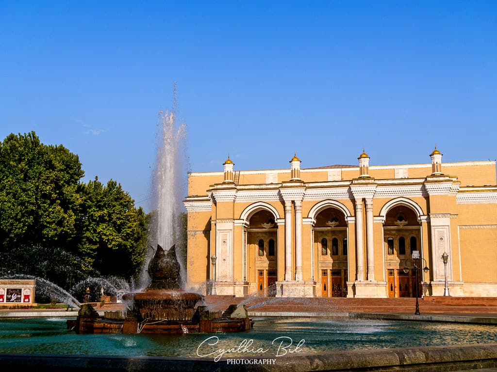 Alisher Navoi Opera of Tashkent - Fun things to do in Tashkent