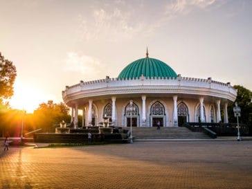 Top Things to do in Tashkent Uzbekistan - Journal of Nomads