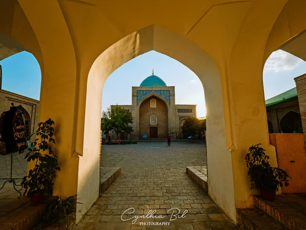 Barak Khan Madrasah - Hazrat Imam Complex - Tashkent places to visit- Uzbekistan - Journal of Nomads