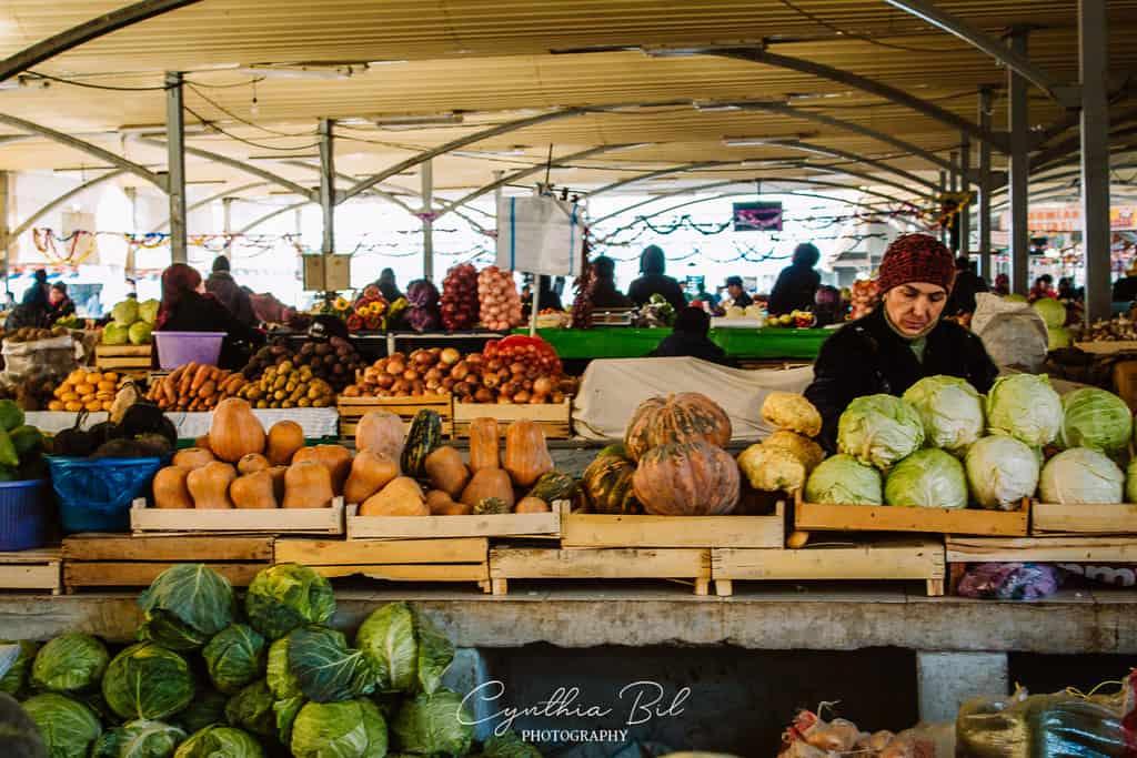 Shopping Tashkent Chorsu Bazaar
