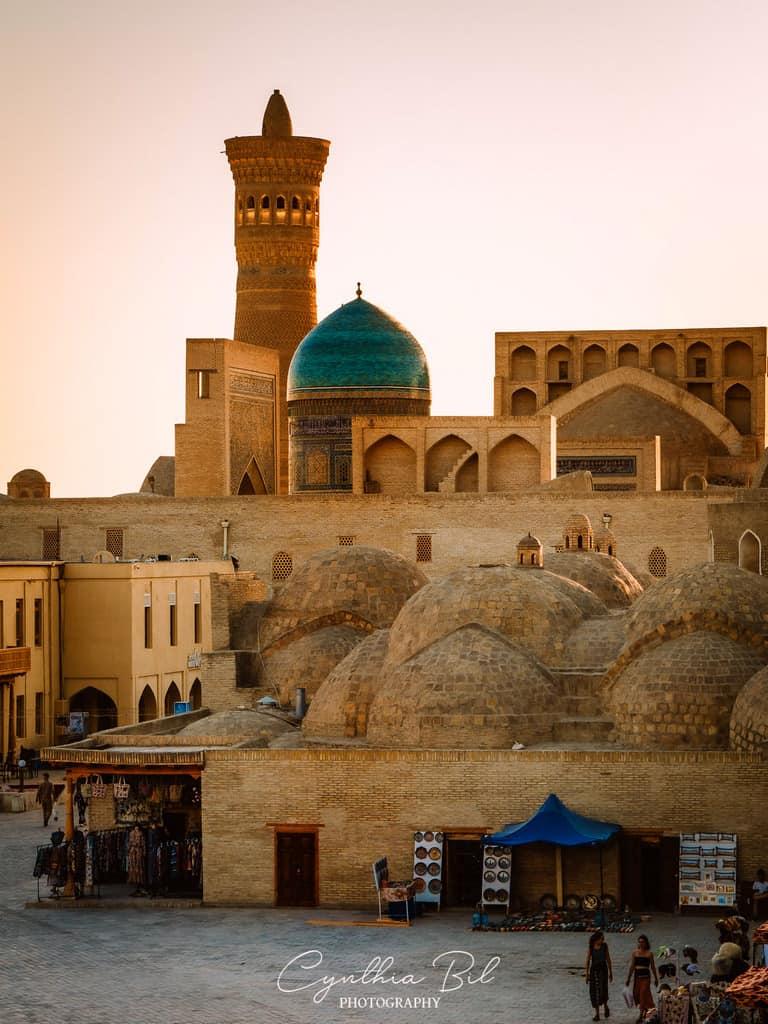 Best places to visit in Uzbekistan - Bukhara - Uzbekistan 10-day itinerary