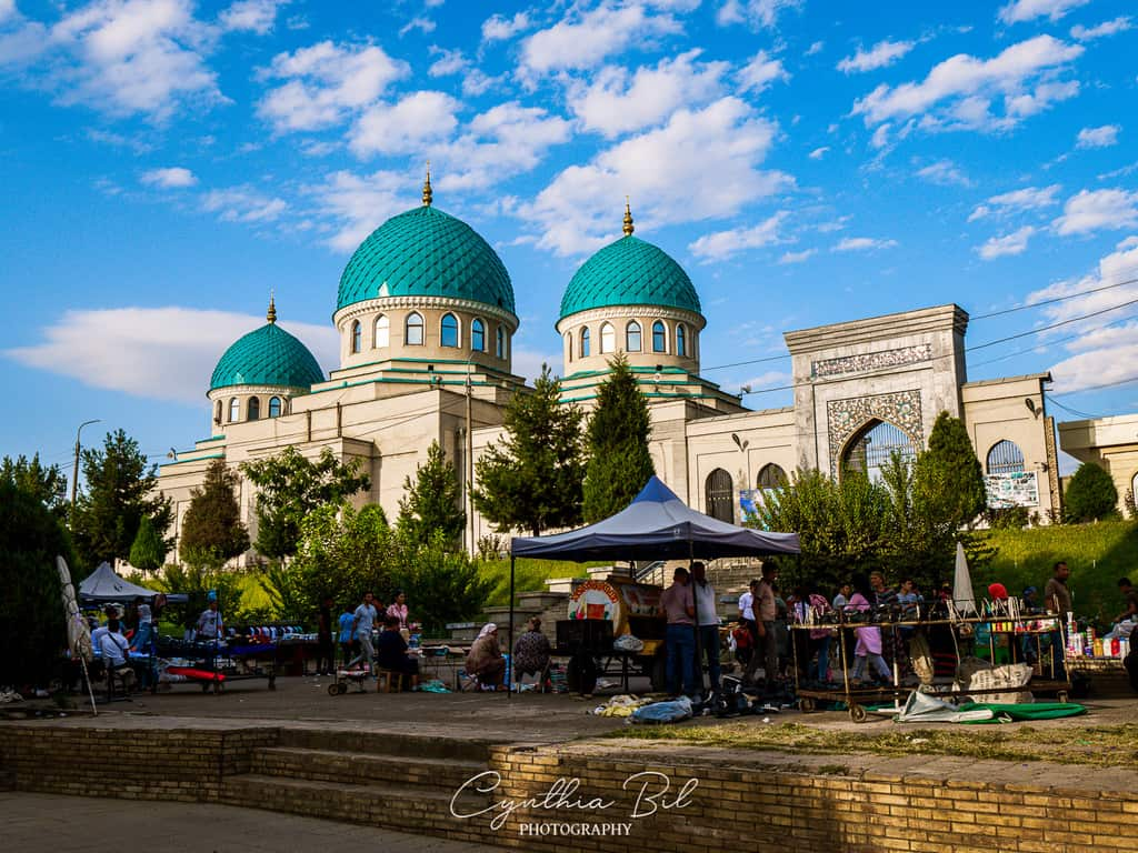 Dzuma Mosque - Tashkent tourist places of interest