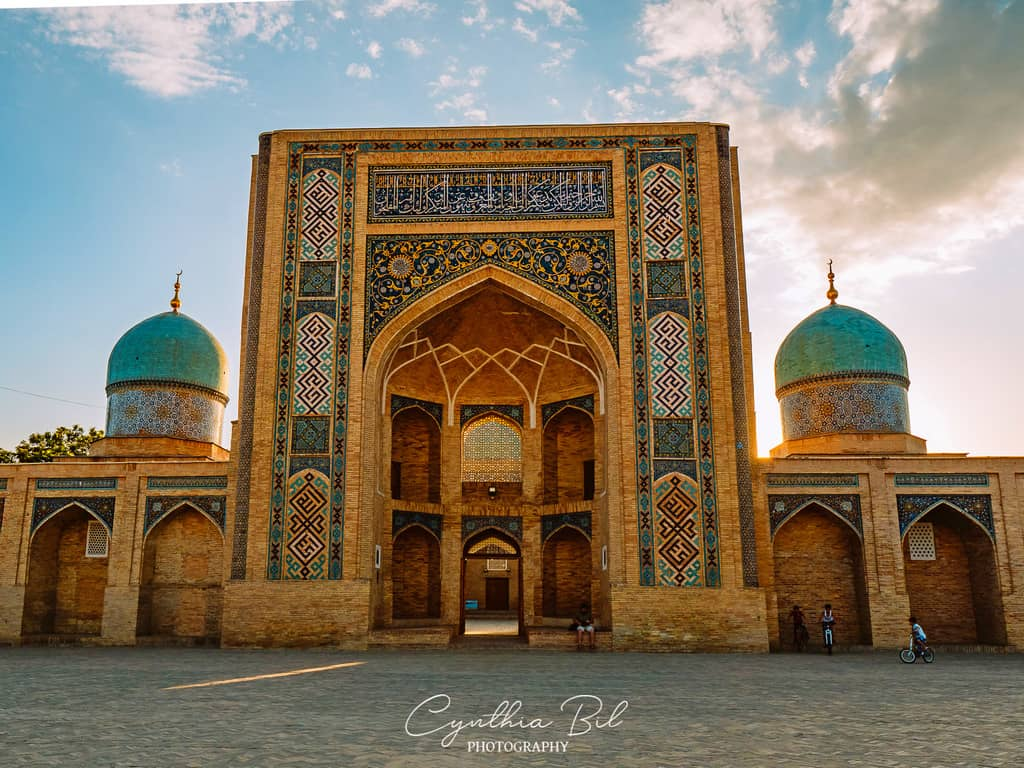 Barak Khan Madrasah - Hazrat Imam Complex - places to visit Tashkent- Uzbekistan - Journal of Nomads