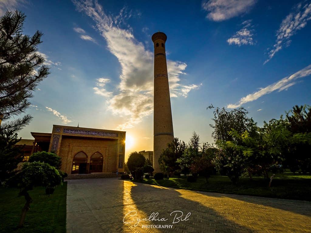 Hazrat Imam Complex Tourist Places to visit Tashkent Uzbekistan