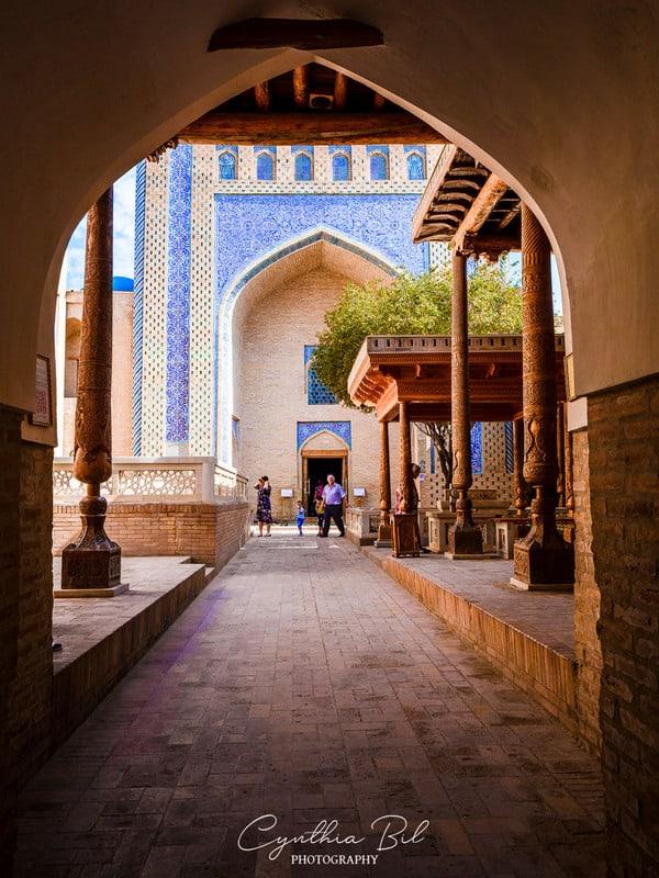visit Islam Khodja Madrasa