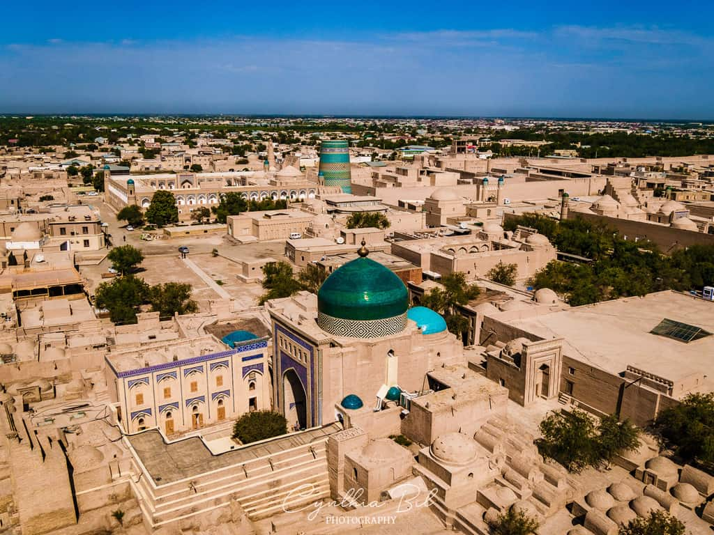Best Uzbekistan Silk Road Cities - Khiva