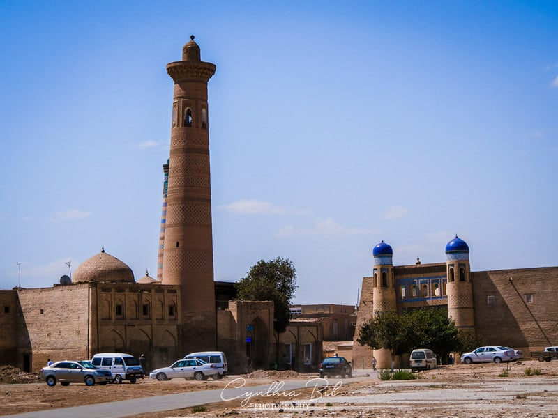 visiting Khiva for free