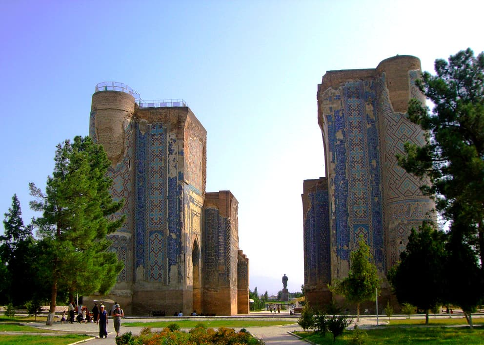 Best cities to visit on the Silk Road in Uzbekistan - Shahrisabz - Journal of Nomads