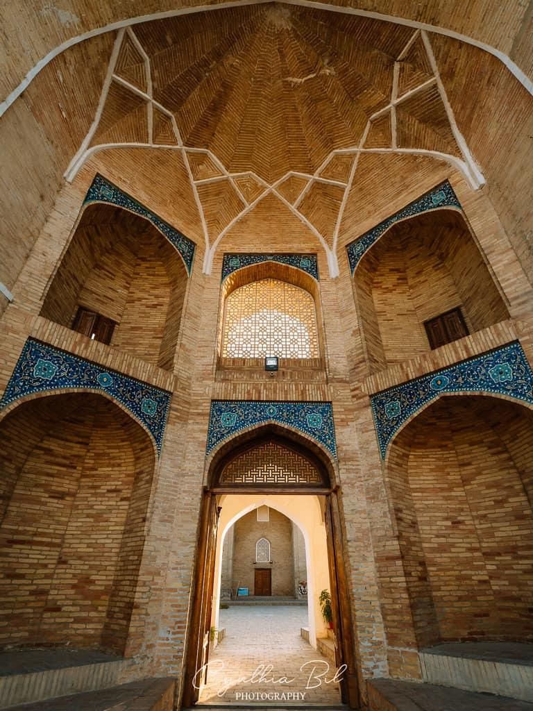 Tashkent historical sites