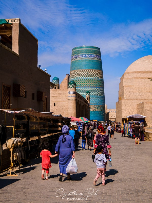 is Khiva safe?
