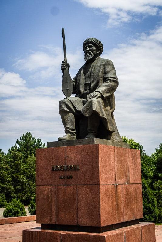 visiting Bishkek
