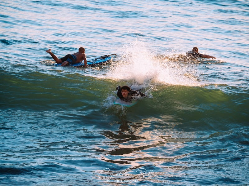 what's the best time to surf in Taghazout