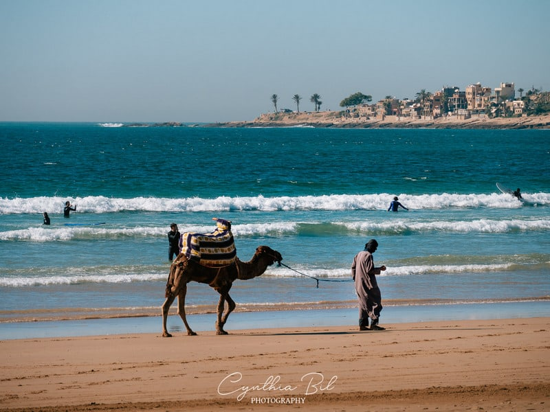 is surfing in Morocco safe?