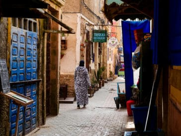 Best books about Morocco