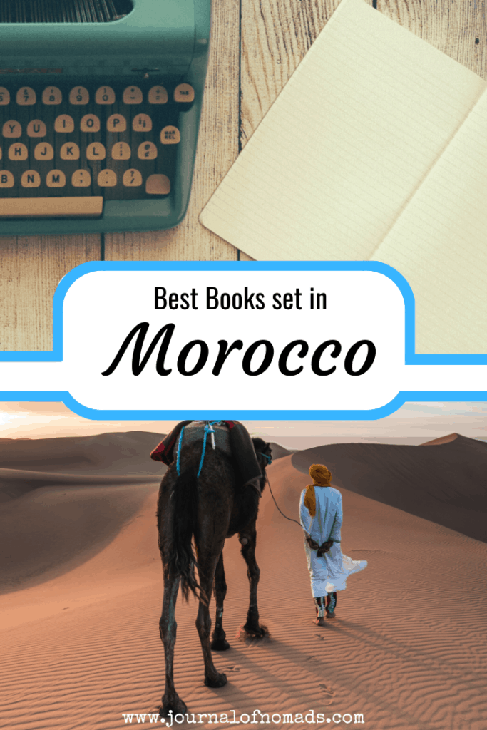 Best book about Moroccan culture
