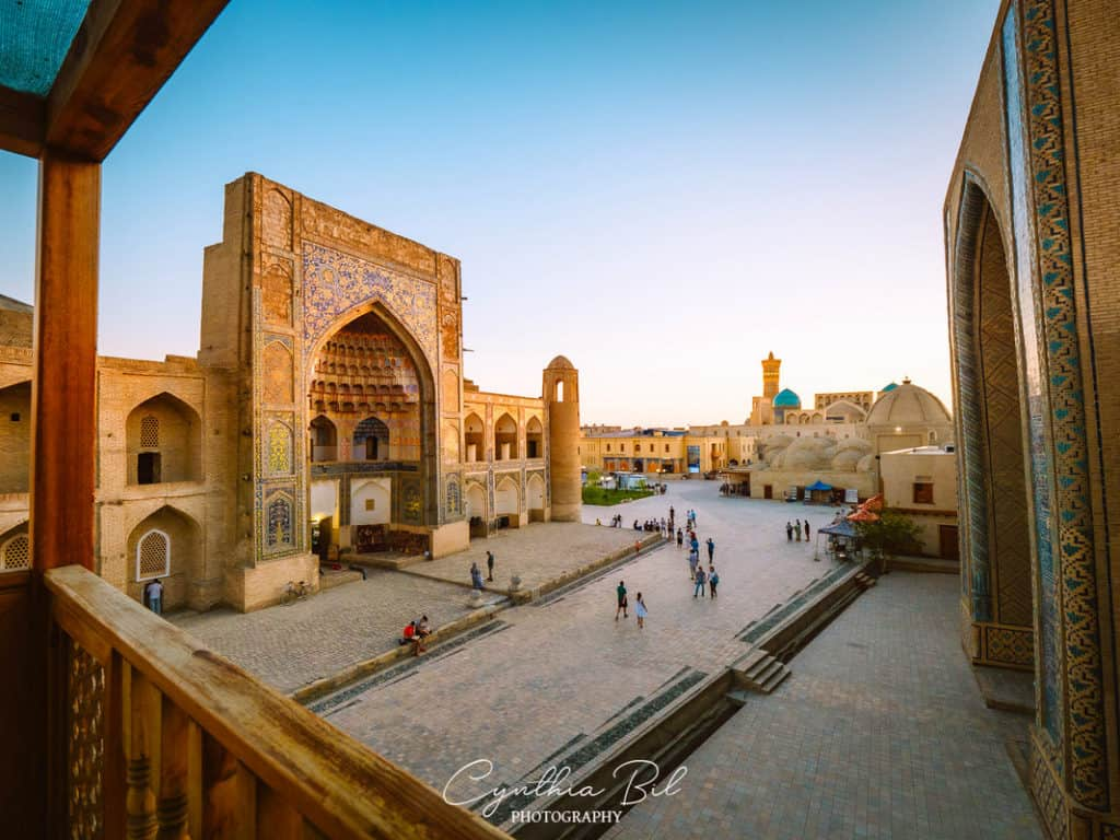 Historic center of Bukhara - Best places to visit in Uzbekistan - Journal of Nomads