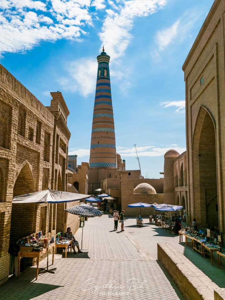 Itchan Khala Khiva - Uzbekistan Itinerary 7-days