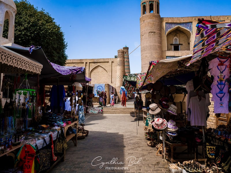 Itinerary Khiva Uzbekistan - Journal of Nomads
