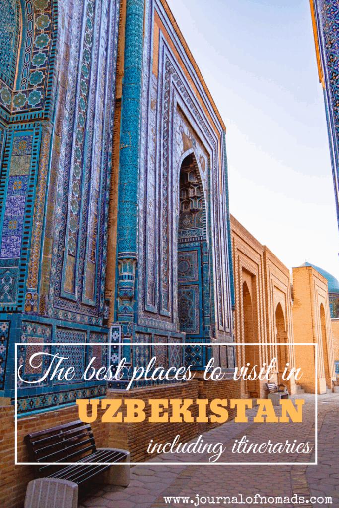 Uzbekistan Travel - Best Places to visit in Uzbekistan - Uzbekistan itinerary