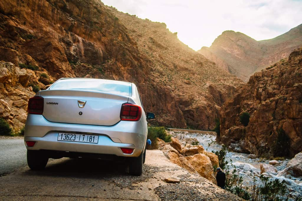Renting a Car in Morocco – Everything you Need to Know