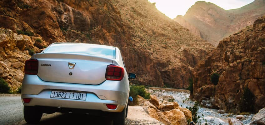 what you need to know to rent a car in Morocco