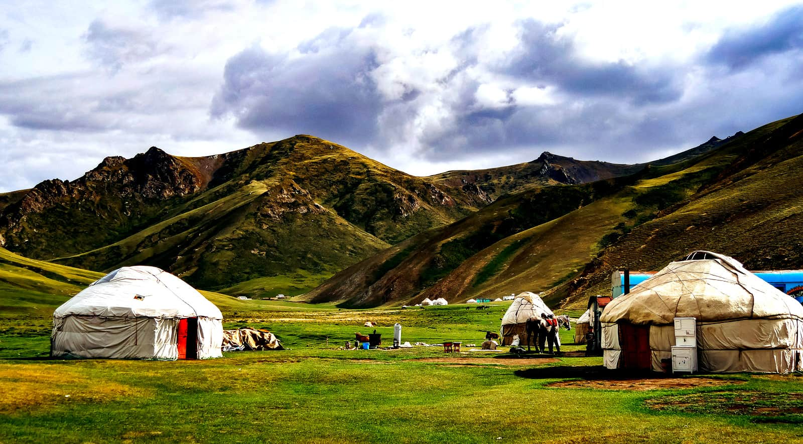 Traveling in Kyrgyzstan - Journal of Nomads