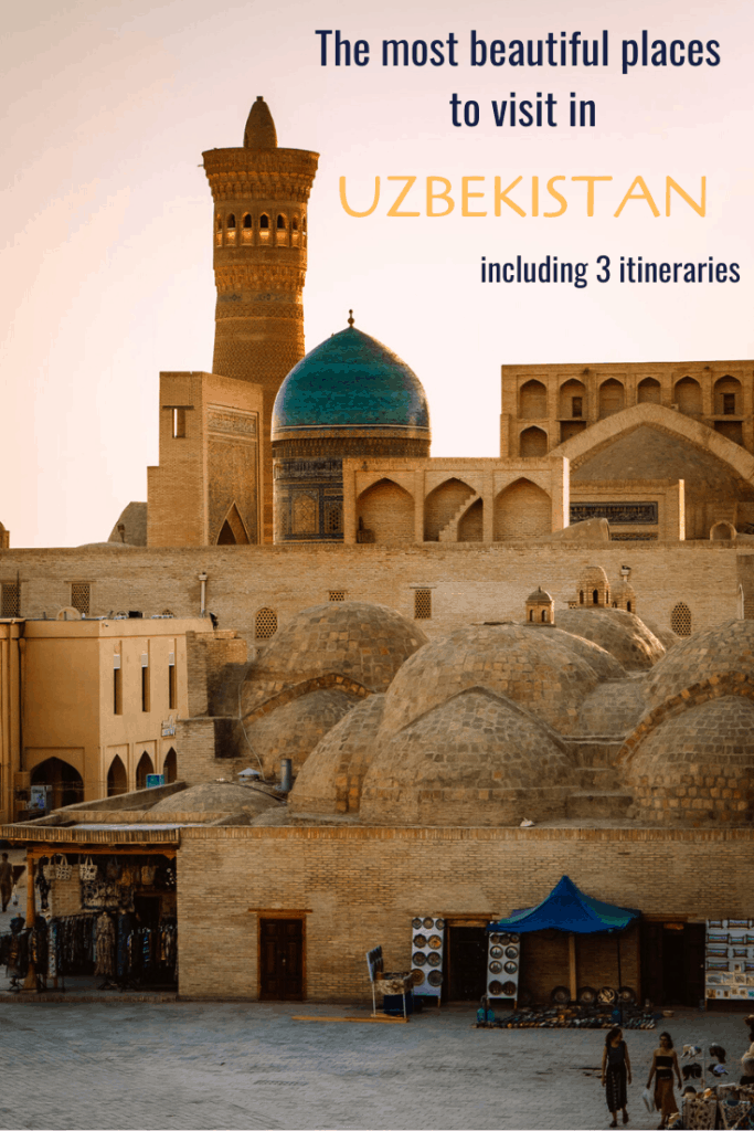 The Best Places to visit in Uzbekistan including a 7-day and 10-day Uzbekistan itinerary - Journal of Nomads