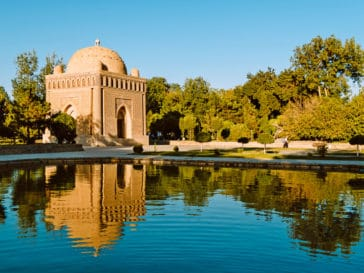 Uzbekistan on a budget - How much does it cost to travel in Uzbekistan