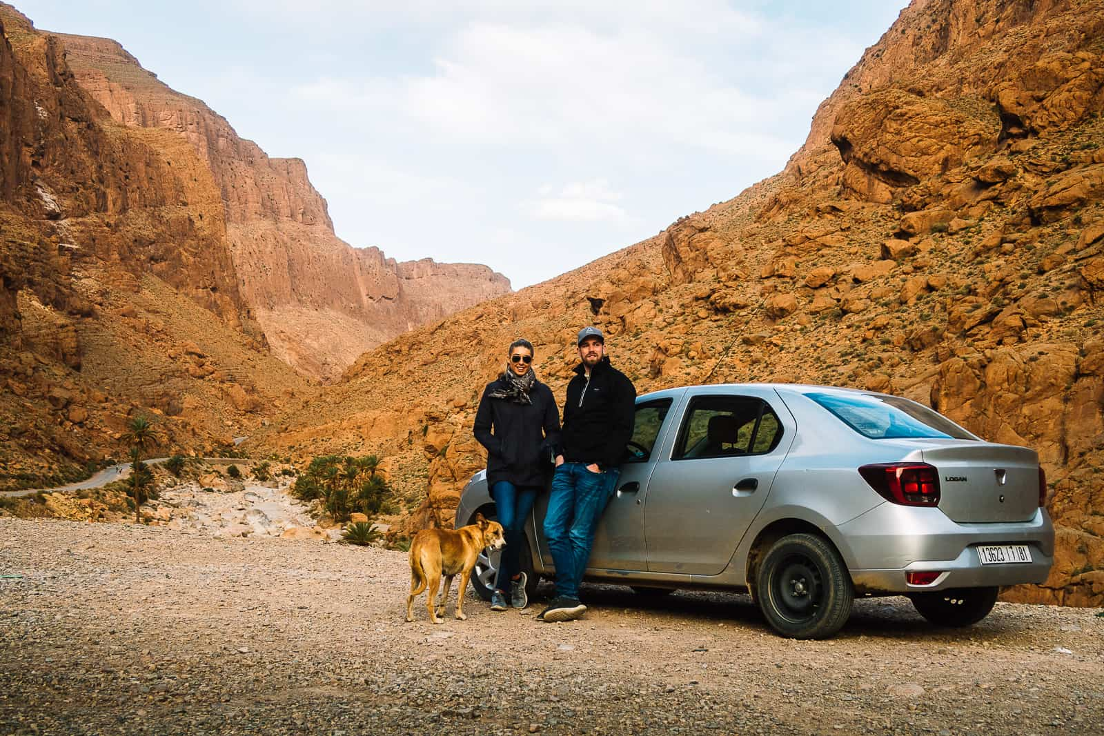 why you should rent a car in Morocco?
