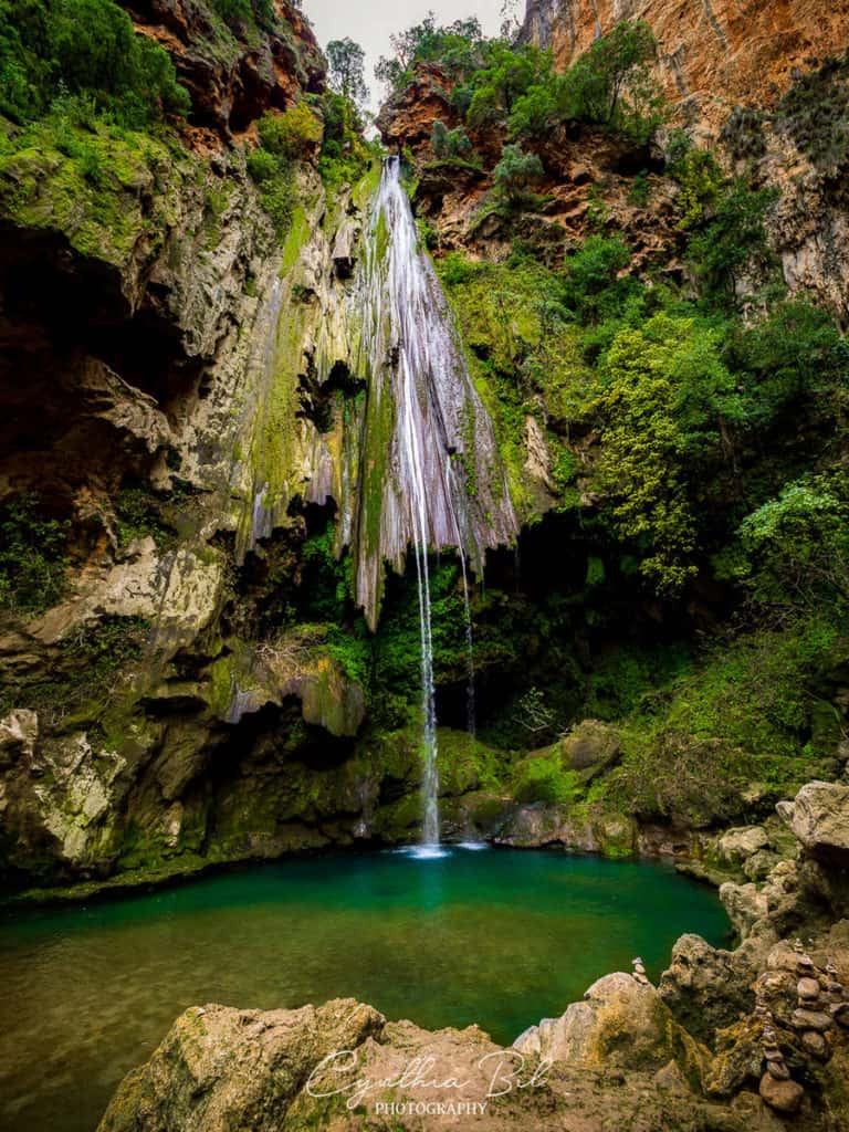 Akchour Waterfalls Morocco - where to go in Morocco - best landscapes Morocco
