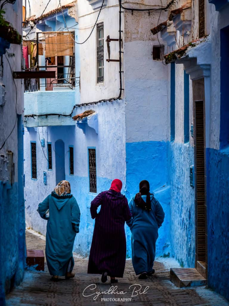 Best places to visit in Morocco - Chefchaouen - Blue city Morocco