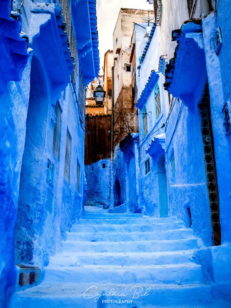 Best cities to visit in Morocco - Chefchaouen - Blue city Morocco