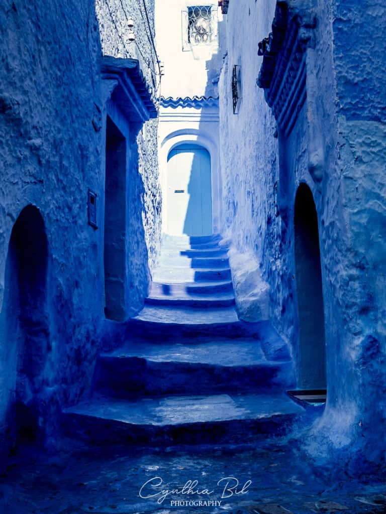places to visit in Morocco - Chefchaouen - Blue city Morocco
