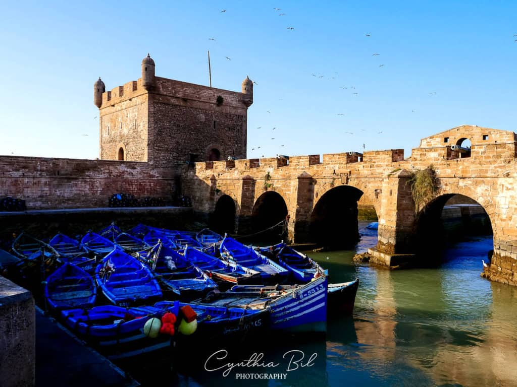 Best cities to visit in Morocco - Essaouira port - Journal of Nomads