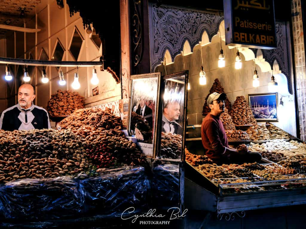 Best cities to visit in Morocco - Marrakech - Jemaa el Fna